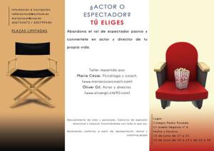 taller de psicologia para actores